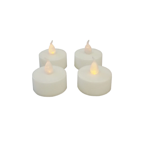 Candles: LED Tealight set of 4