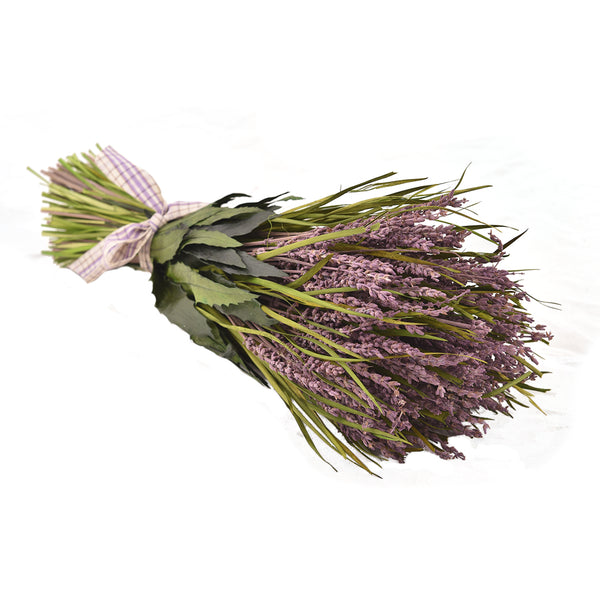 Dried Floral: Dried Lavender Bouquet
