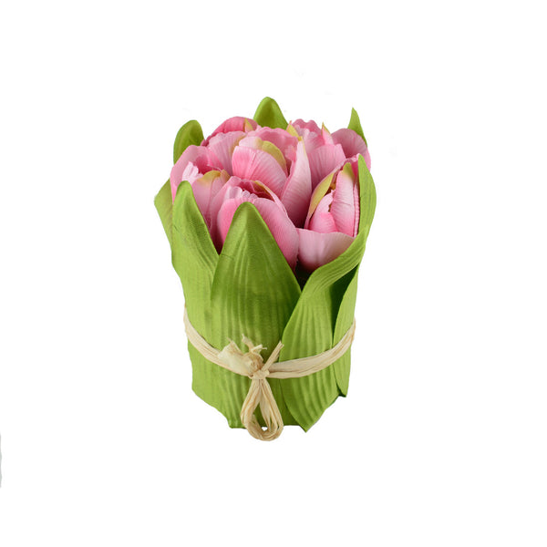 Artificial Flowers: Tulips Pink