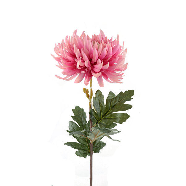 Artificial Flowers: Chrysanthemums Pink
