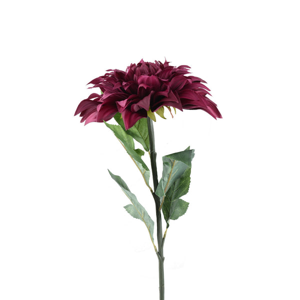 Artificial Flowers: Dahlia Purple