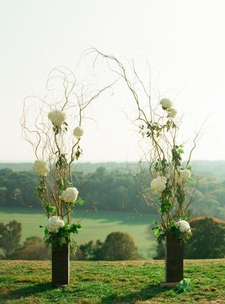 Artificial Flowers: Hydrangea White