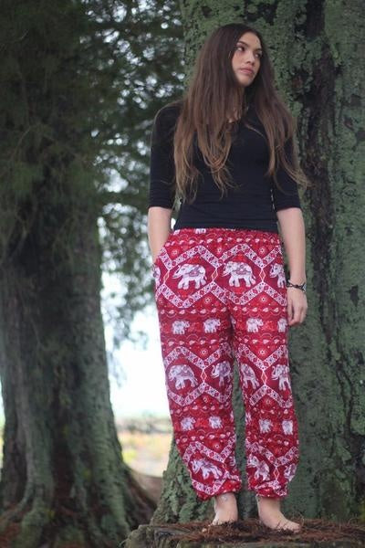 Demelza Drawstring Pants