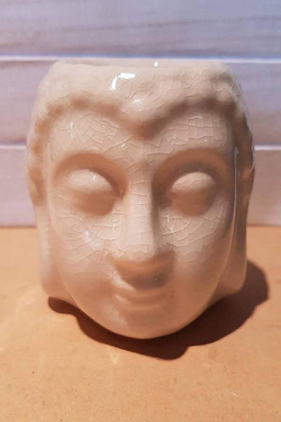 Buddha Head - Oil Burner