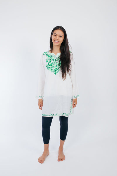 Himani Embroidered Top
