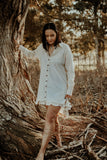 The Honey Shirt Dress
