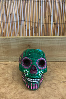 Ceramic Candy Skull - Large