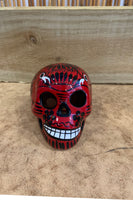 Ceramic Candy Skull - Small