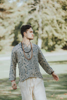 Men's Bold and Paisley Top