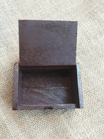 Gifts - Handmade Wooden Boxes With Elephant Design