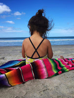 Gifts - Mexican Serape Blanket