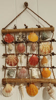 Homewares - Shell Wall Hanging