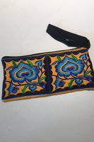 Embroidered Coin Purse Medium