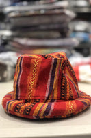 Ethnic Fedora Hat