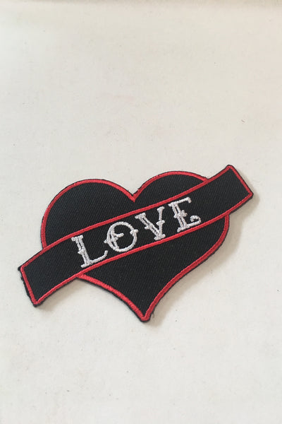Love Heart Patch