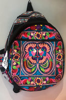 Handmade Embroidered Backpacks