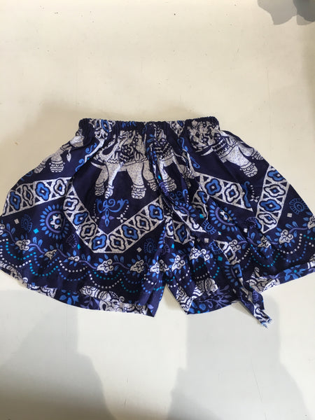 Kids Elephant Shorts