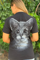 Animal Tshirt - Ginger Cat