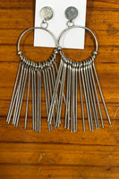 Hoop Chime Earrings