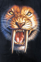 Animal Tshirt - Sabre Tooth Tiger