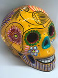 Ceramic Candy Skull - XXLarge