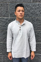 100% Button Cotton Shirts