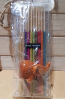 Elephant Incense Holder Set