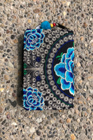 Gemma Embroidered Wallet