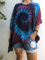 Lyric Tie Dye Top