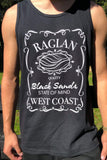Raglan West Coast Singlet