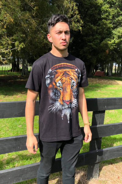 Animal Tshirt - DJ Tiger