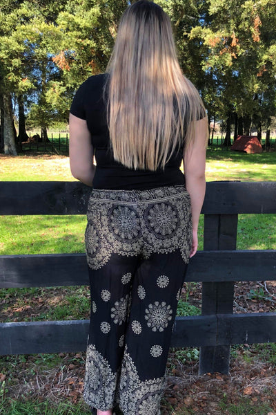 Aisha Tribal Pants