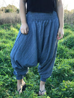 100% Cotton Harem Pants