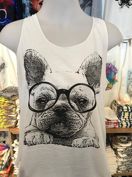 Top - Graphic Singlet - Dr Dog