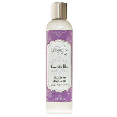 Lavender Bliss Shea Butter Body Lotion