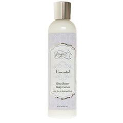 Shea Butter Body Lotion (Unscented)