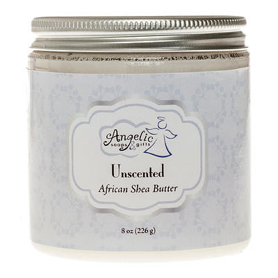 African Shea Butter (Unscented) 8 oz.