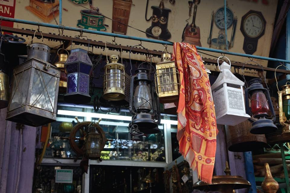 AN EXPEDITION TO CHANDNI CHOWK