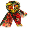 Vibrant Colour Scarf