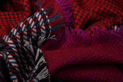 Pashma knitted cut-n-sew scarf crafted in Silk Cashmere wool
