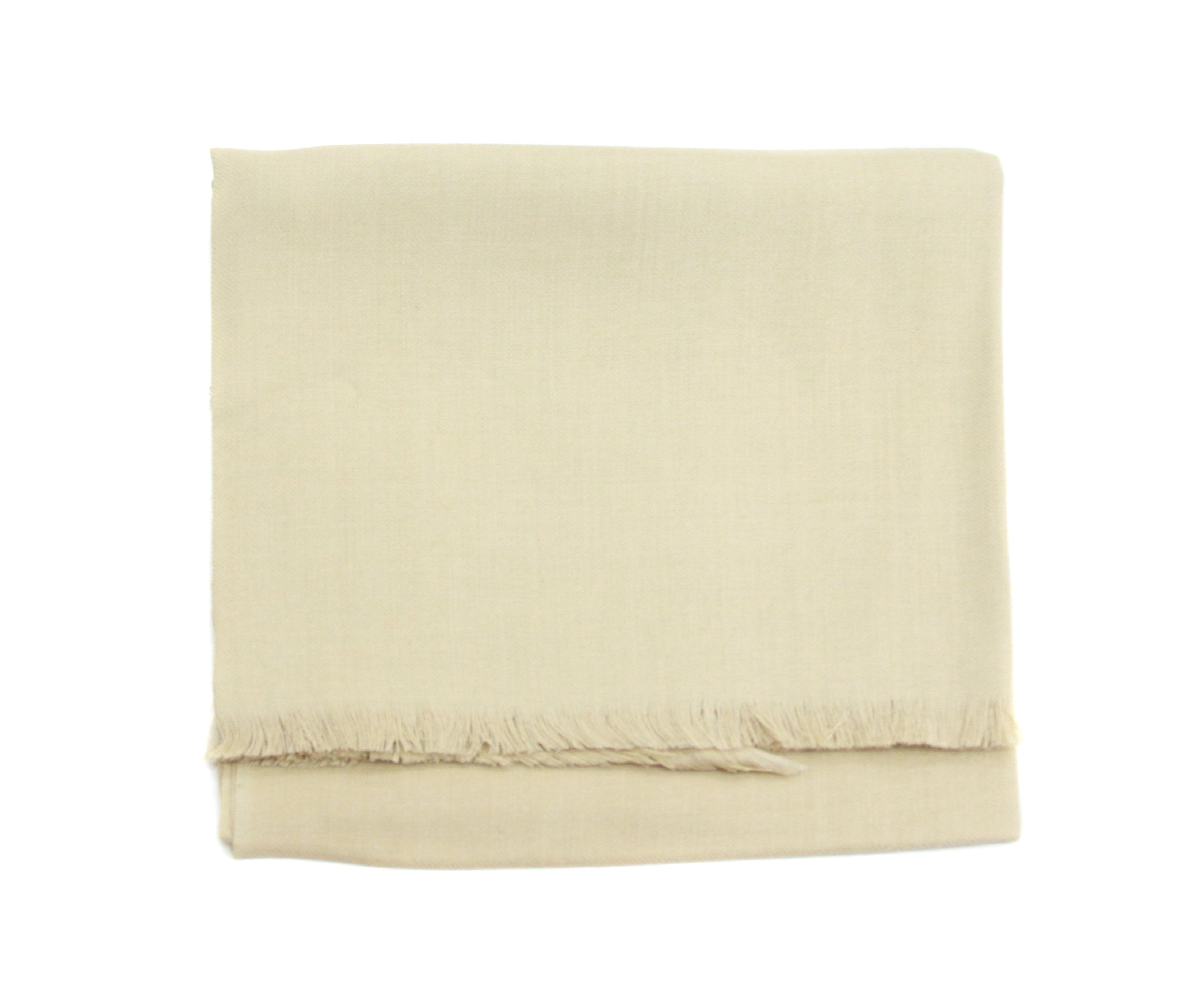 Bamboo Silk Cashmere Scarf (Cinnamon) - Pashma Outlet