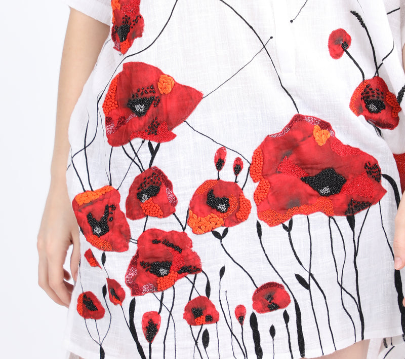 FLOWER POWER TUNIC