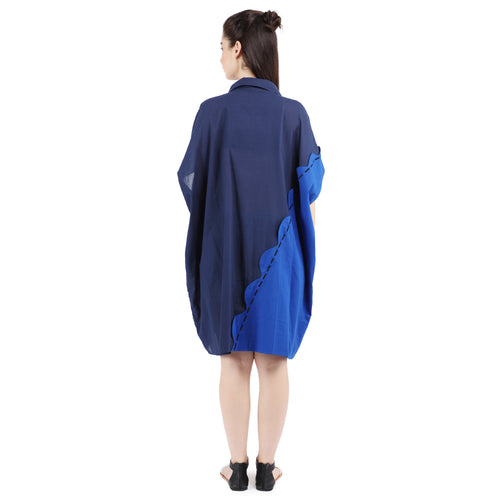 The Blue Kaftan