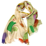 Child Like Colour Blocks Scarf