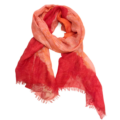 Fifty Shades Of Red Scarf