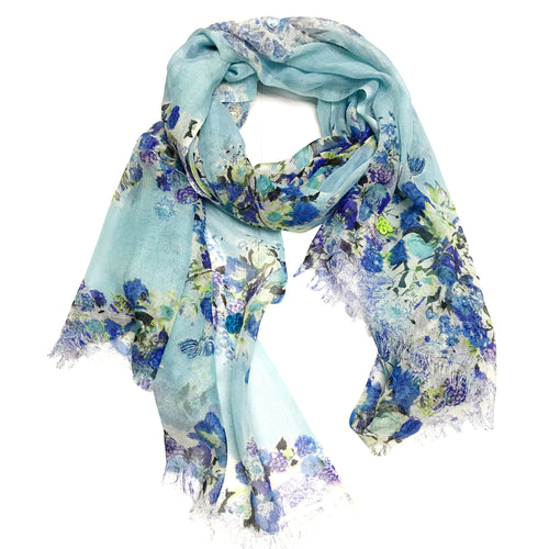Bouquet Garden Scarves