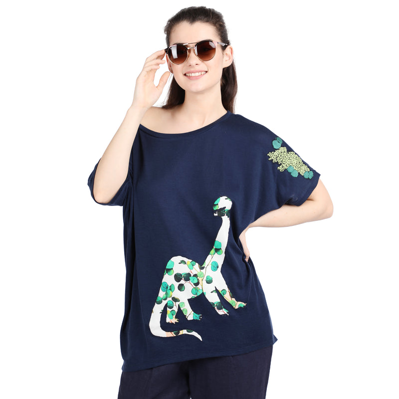 The Dinosaur Luxury T-Shirt