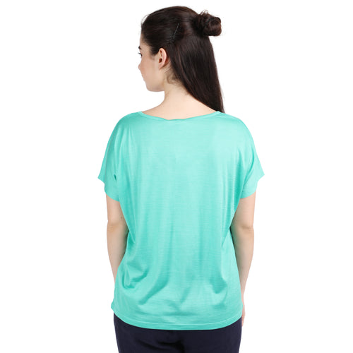 Aqua Luxury T-Shirt