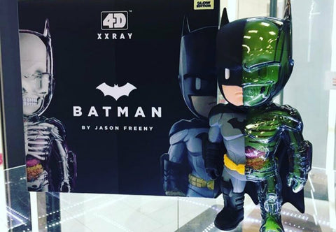 4D XXRAY Batman (Glow Edition)