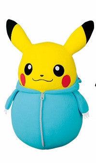 Pikachu / Venasaur Sleeping Bag Plush